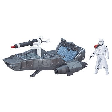 Erste Bestellung Snowspeeder Snowtrooper - Star Wars Force Awakens Fahrzeug Actionfigur Spielzeug Spielset