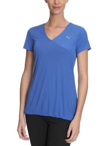Puma Débardeur TP Fitness Blu - Blu - Dazzling Blue