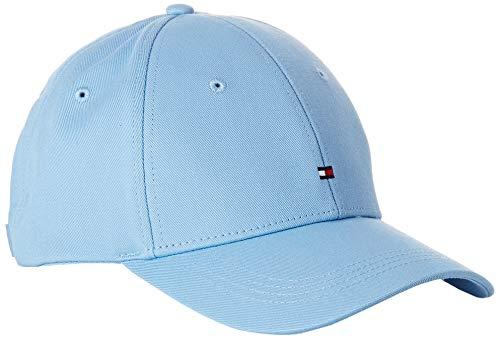 Tommy Hilfiger Damen Classic BB Baseball Cap Blau (Alaskan Blue 901) One Size (Herstellergröße: OS)