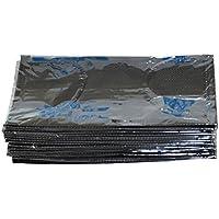 Einweg schwarzen Earloop Gesichtsmasken Staubschutzmaske 50 PCS preisvergleich bei billige-tabletten.eu