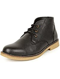 Alpes Martin Men's P.S. Leather Chukka Boots