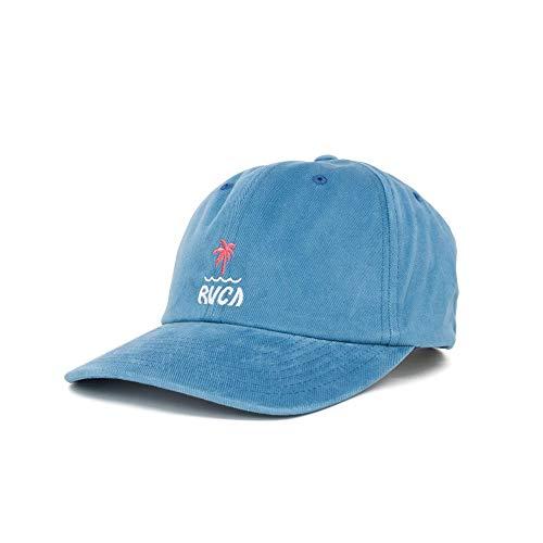 RVCA Sherbet Cap One Size Blue - Rvca Baseball