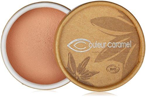 Couleur Caramel Fond de teint Minéral poudre libre 02 Beige rosé 6g