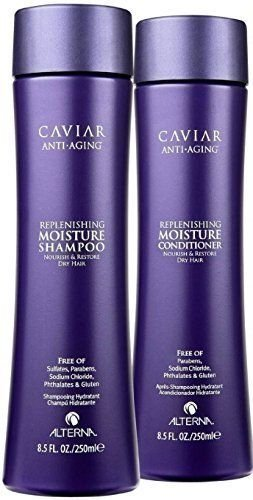 Alterna Caviar Anti-Ageing Seasilk Moisture Shampoo & Conditioner Duo (8.5 oz each)