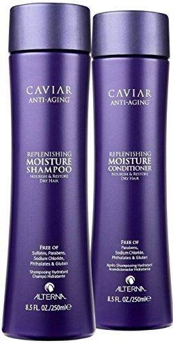 Alterna Caviar Anti-Ageing Seasilk Moisture Shampoo & Conditioner Duo (8.5 oz each)