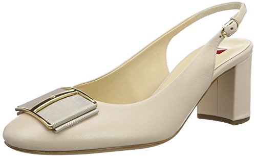 Högl Damen 3-10 5180 4700 Pumps, Beige (rose4700), 35 EU