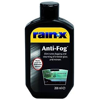 Rain X  Anti Fog Glass Treatment, 200ml,  81199200