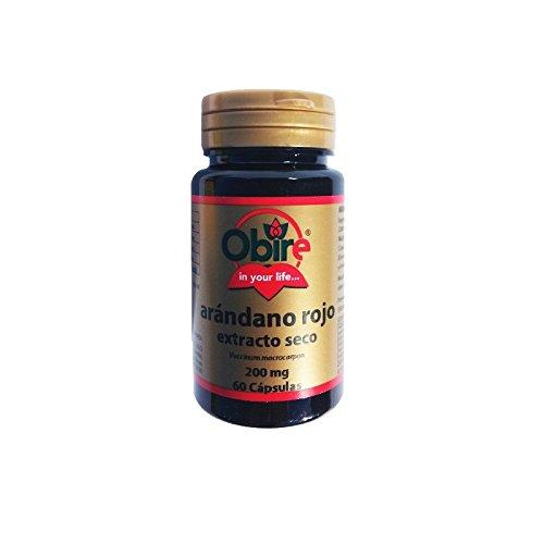 Foto de ARANDANO ROJO extracto seco 200 mg.