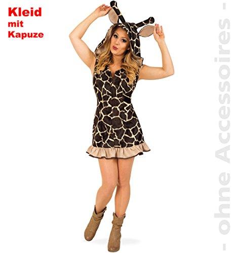3fed6c6c708 Fritz Fries   Söhne GmbH   Co Costume Giraffe Lady Dress Animal Costume  Carnival Zoo Giraffe