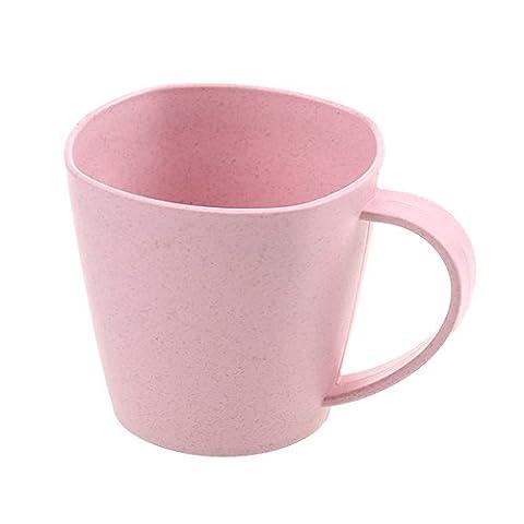 Sproud Milk Cup, Coupe De Grande Capacité, Épaississement Amants Tasse, Tasse De Café,Rouge