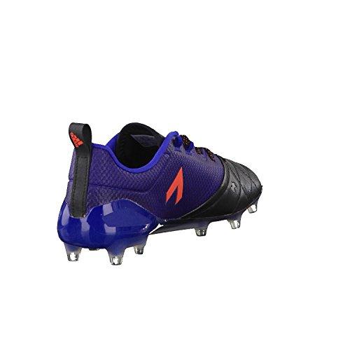 adidas Damen Ace 17.1 Fg W für Fußballtrainingsschuhe Blau (MYSTERY Ink/Easy Coral/Core Black)