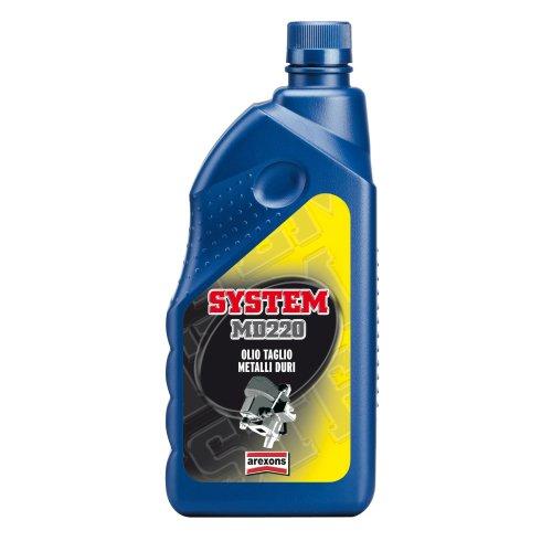 Arexons System MD 220-Öl-Schnitt Hartmetall 5Liter-Cod. 4220