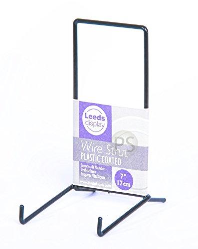 Display Ständer: groß schwarz Draht Strebe: 17,8cm 17cm: st04bl: Teller & Schale...