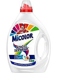 Micolor Detergente Líquido Adiós al Separar - 33 Lavados ...