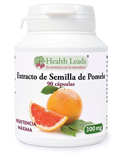 Extracto semilla pomelo 300 mg x 90 cápsulas