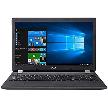 """[Ancien Modèle] Acer Aspire ES1-531-C6PR PC Portable 15"""" Noir (Intel Celeron, 4 Go de RAM, Disque Dur 500 Go, Intel HD Graphics 320, Windows 10)"""