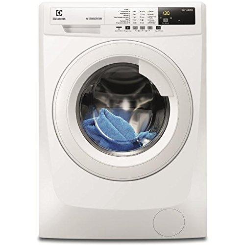 Electrolux EWF1483BB Autonome Charge avant 8kg 1400tr/min A+++ Blanc machine à laver - machines à laver (Autonome, Charge avant, A+++, B, Blanc, LCD)