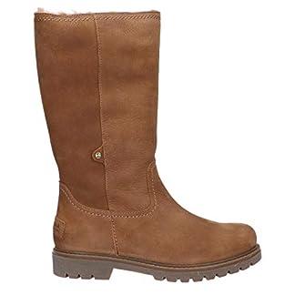 Panama Jack Women Boots Bambina B91 Nobuck VISON
