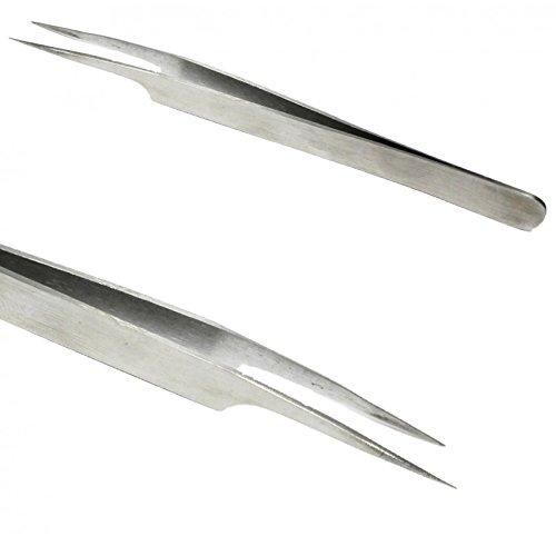 Lash & Co - Pince à extensions de cils - Forme L - 6004