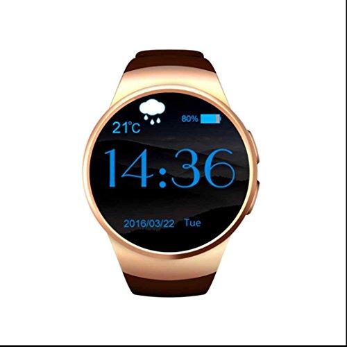 Bluetooth Smartwatch Armband sport Uhr Schrittzähler,Langlebig,Heart Rate Monitor,Aktivitätstracker,Bewegungserkennung,Schlaftracker,Outdoor-Sport Modi Handy Uhr,Unterstützen Sie die Kommunikation jederzeit
