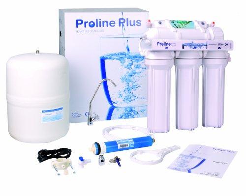 Rimuovere fluoruro bere acqua 5Fase osmosi inversa fai da te