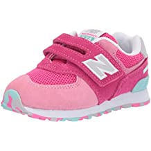 537c39b1fef Amazon.es  new balance bebe - Rosa