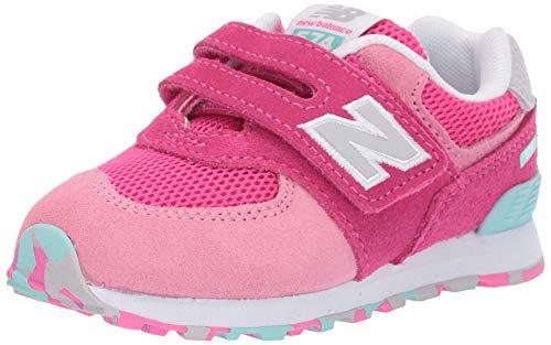 Zapatillas para niña, Color Rosa, Marca NEW BALANCE, Modelo Zapatillas para Niña...