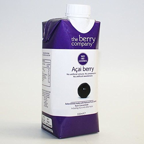 Berry Company | Acai Berry Juice Drink | 6 x 330ml - Acai Berry Drink
