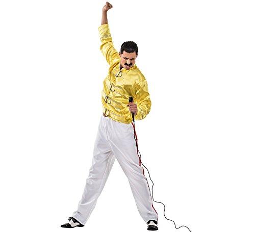 Zzcostumes Fredi Kostüm für Erwachsene (Kostüme Mercury Freddie)