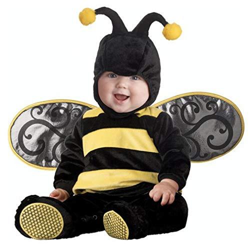 Gagacity 3pc baby animal costume carnevale halloween cosplay photography set di abbigliamento