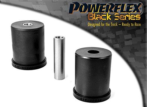 Pfr66-315blk PowerFlex essieu arrière de montage buissons Noir Série (2 en boîte)