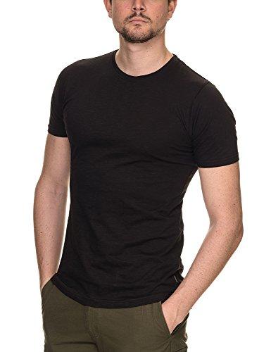 3ac43620381b SORBINO UOMO Men s T-Shirt Black in Size Large