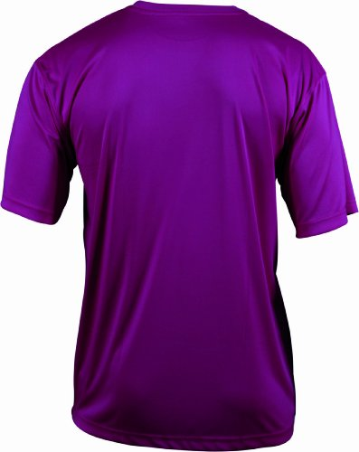 James & Nicholson Herren Langarmshirt Funktions T-Shirt Mens Active Pink