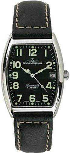 Zeno-Watch Orologio Donna - Tonneau Sapphire Small Automatico - 2934-a1