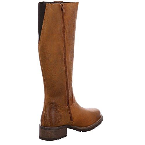 Jana Damen 25402 Chelsea Boots Braun