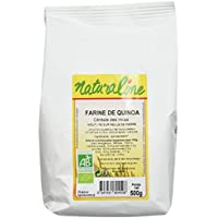 Moulin des Moines Farine de Quinoa Complète Bio 500 g - Lot de 2