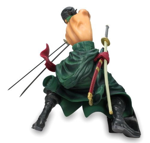 One Piece Scultures BIG molding king SPECIAL RORONOA. ZORO Roronoa Zoro molding king showdown at the summit Banpresto… 4