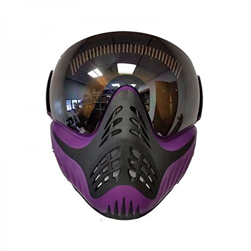 VForce Profiler Paintball Maske, lila, Purple on Black -