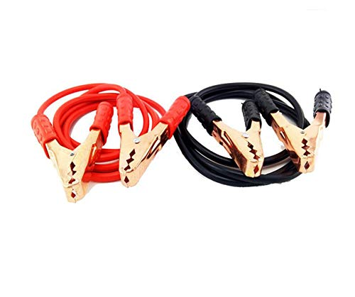 QXXZ 3,6 M Jump Leads Booster Kabel Auto Notfall Werkzeug Jumper Draht Autobatterie Firewire Kabel Kupfer Clip 600A Booster Jumper-kabel