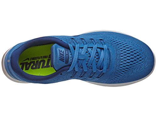 Nike Damen 831509-402 Trail Runnins Sneakers Blau