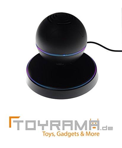 Schwebender Bluetooth Speaker - Schwarz