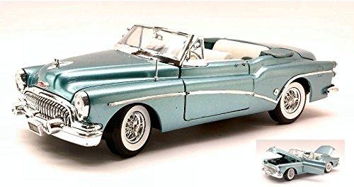 buick-skylark-convertibile-blu-argento-1953-modello-di-automobile-modello-prefabbricato-motormax-118