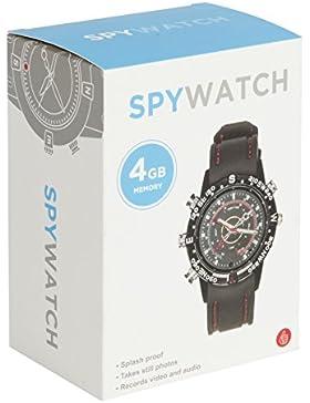 Thumbs Up SPYW4GB - Spionage Armbanduhr mit Kamera, 4GB Speicher