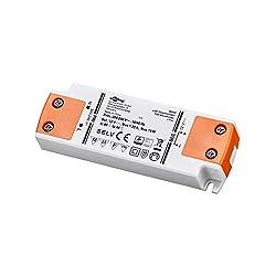 LED-Transformator 230V (AC) auf 12V (DC) für 0,5 bis 15 Watt LED-Lampen