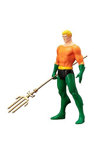 DC Comics sv142DC Universe AQUAMAN Classic Kostüm ARTFX + Statue (Nightwing Kostüm)