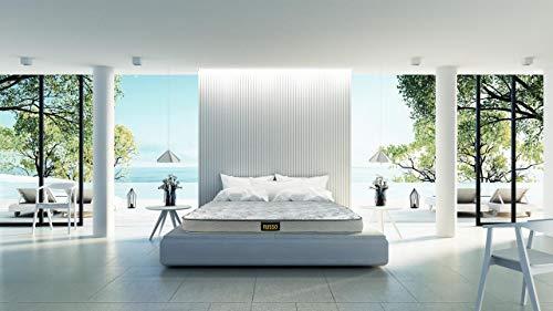 Russo Luxury Comfort Pocket Spring Mattress (72 x 70 x...
