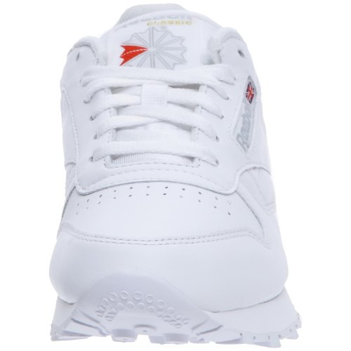 Reebok Class Lea, Chaussures multisport femme Blanc (White)