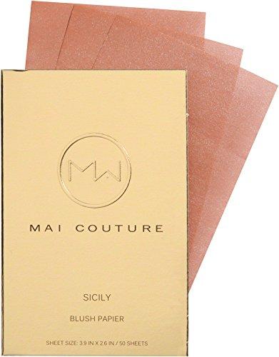 Mai Couture Blush Papier, Sicily (Paper Blush)