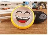 SROVFIDY Fluffy Slime Spielzeug,Kristall Frucht Ton Gummi Schlamm intelligente Hand Gummi Plastilin Schleim Kind (M)