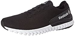Reebok Mens Twistform 3.0 Mu Black, White and Pewter Running Shoes - 10 UK/India (44.5 EU) (11 US)